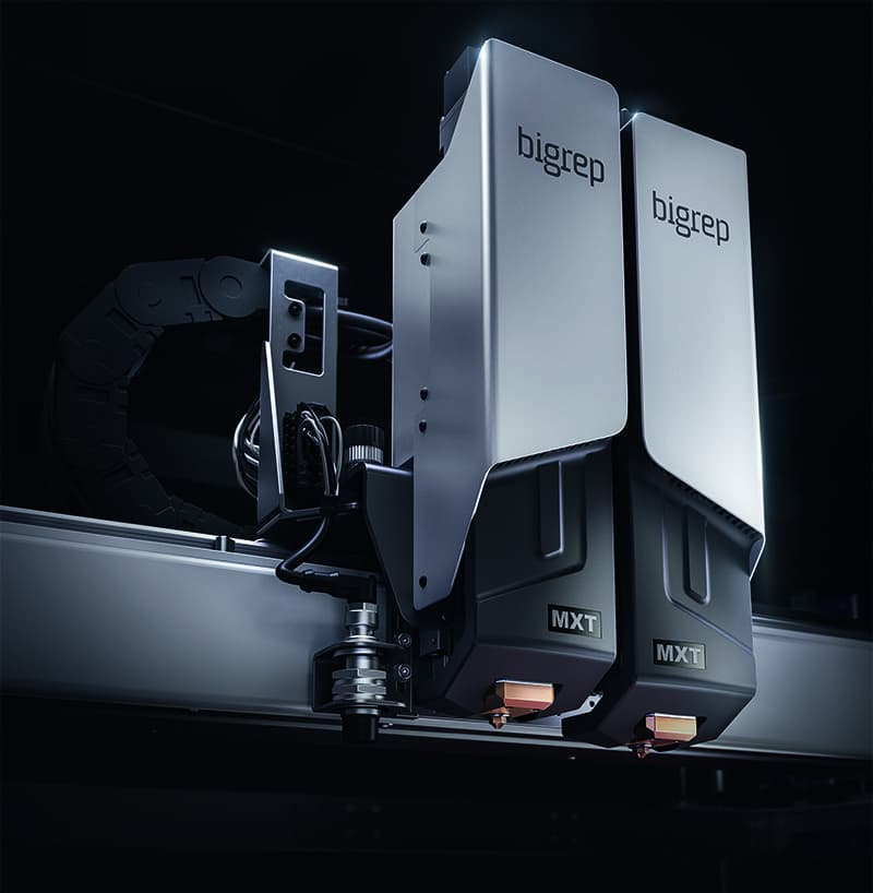 imprimante 3D grand volume - MXT