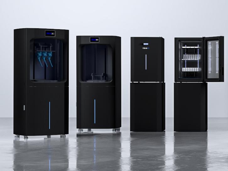 Nexa3D NXE400 qualité